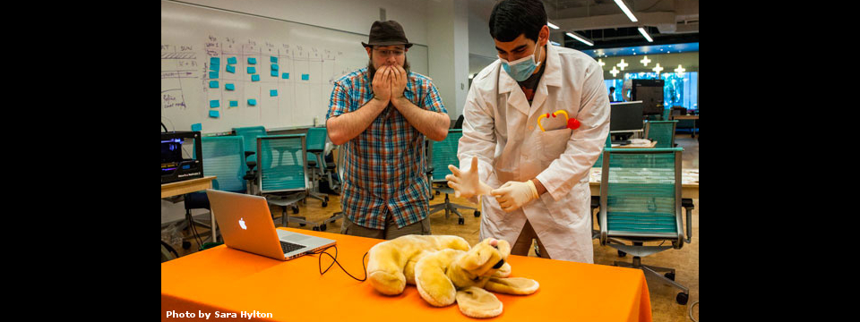 Veterinarian's Hospital: Ruff Day at IndieCade East 2016 and Come Out & Play 2015